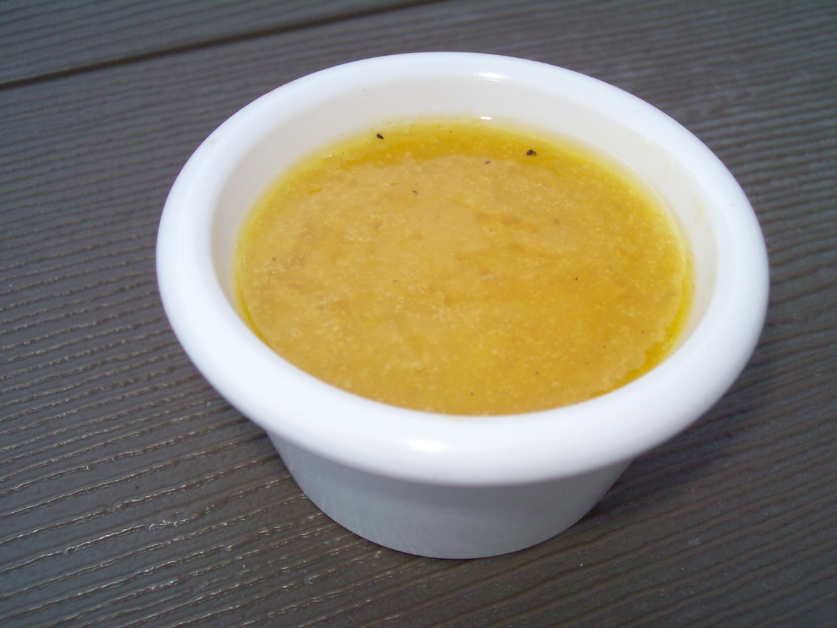 Citrus Butter Sauce image