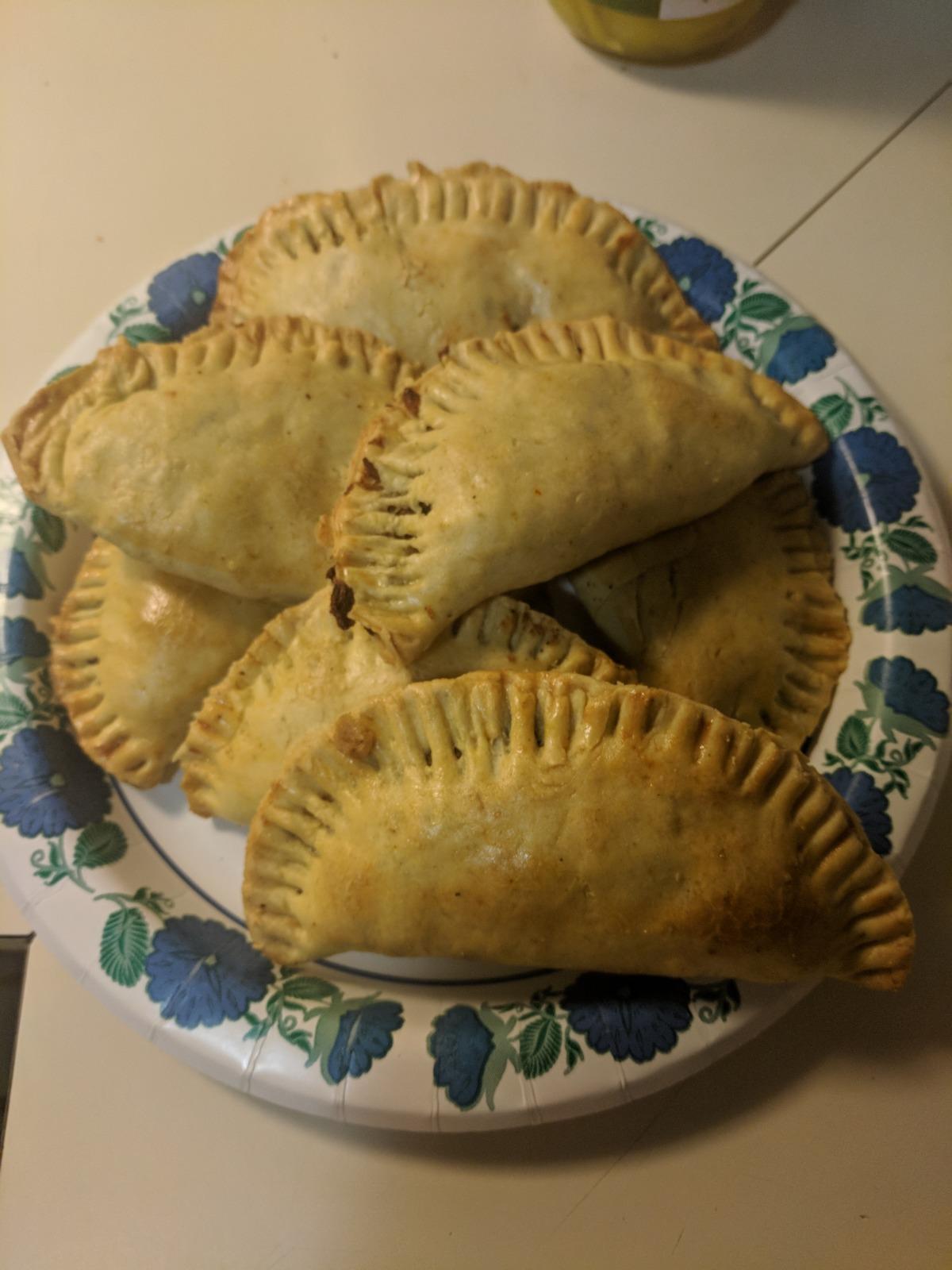 Jamaican Beef Patties (Aka Meat Pies or Pasties) image