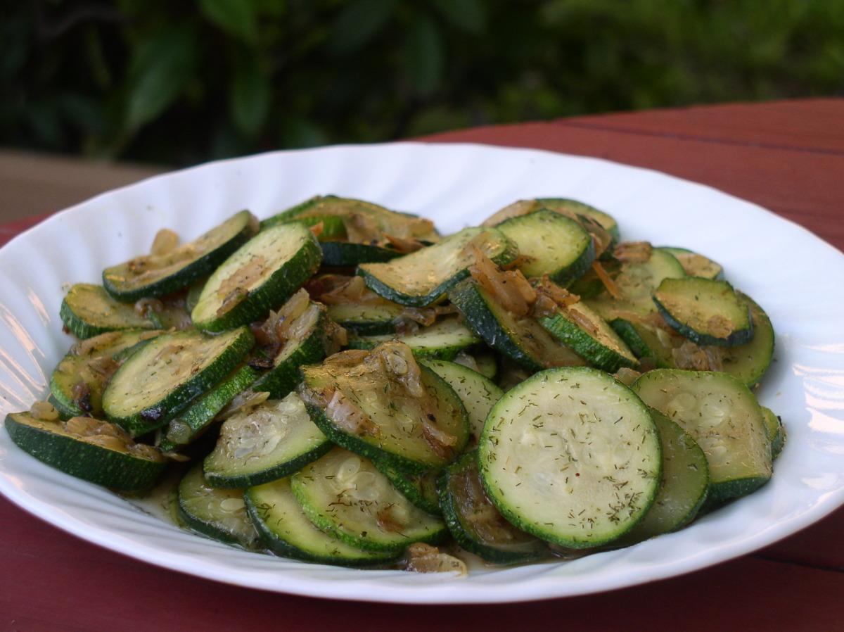 Super Easy: Zucchini Side Dish image