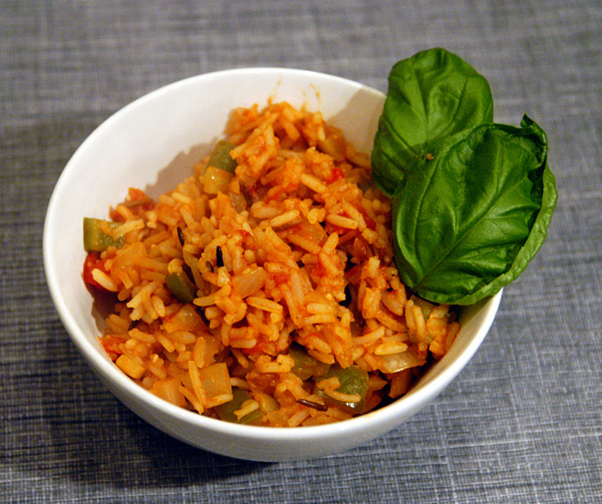 Veronica's Easy Spanish Rice_image