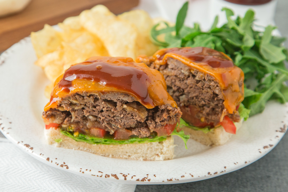Barbecue Burgers image