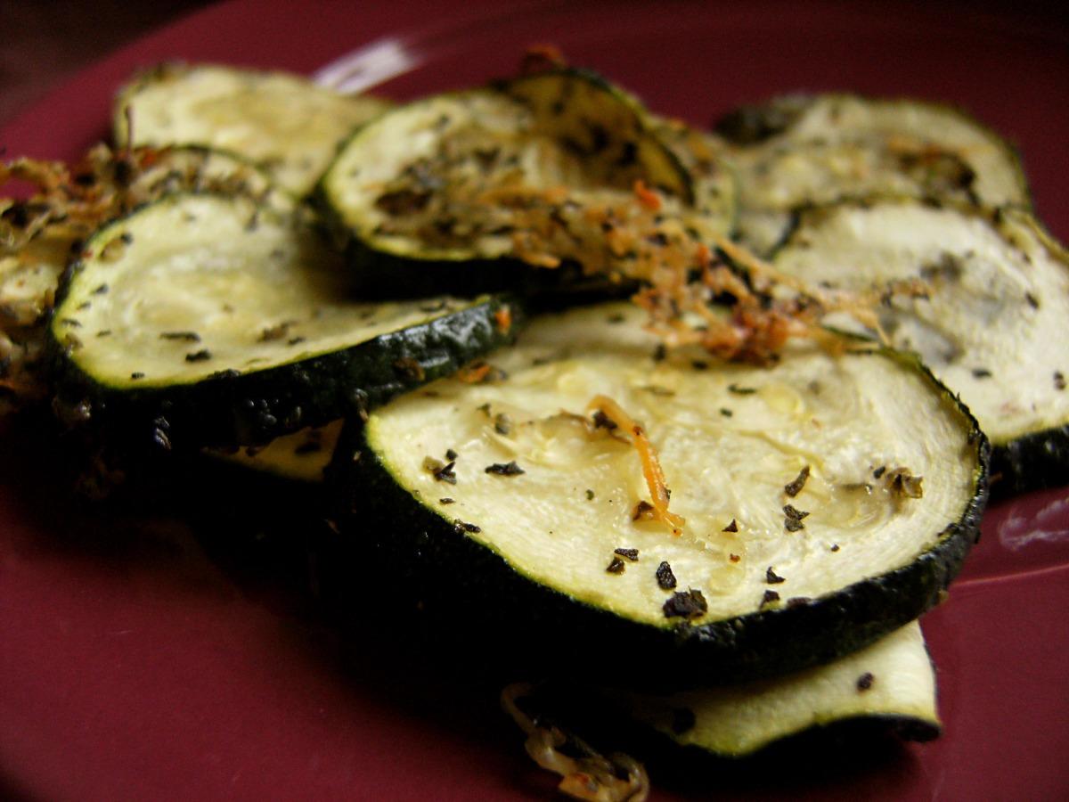 Zucchini Rounds Side Dish ( Sandra Lee - Semi-Homemade ) image