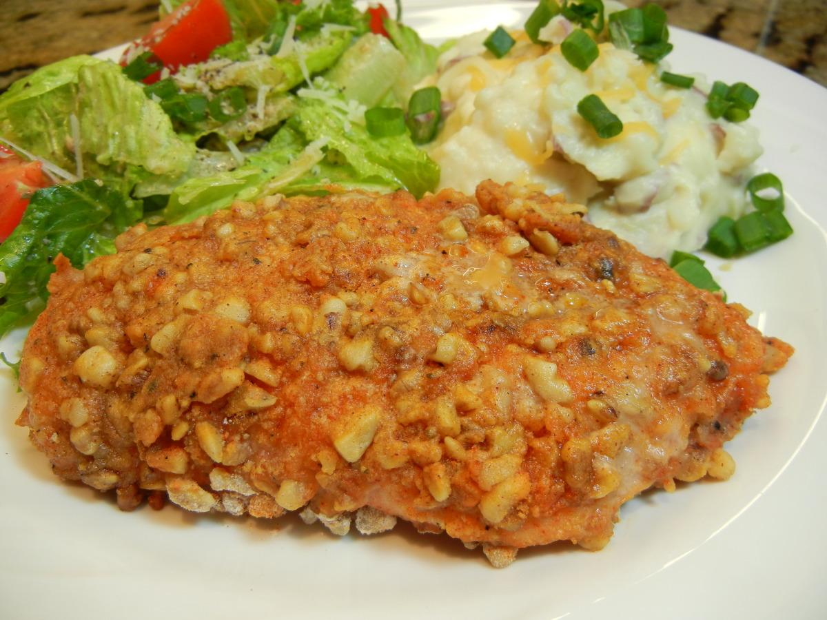 Healthy Walnut Chicken Recipe Food Com