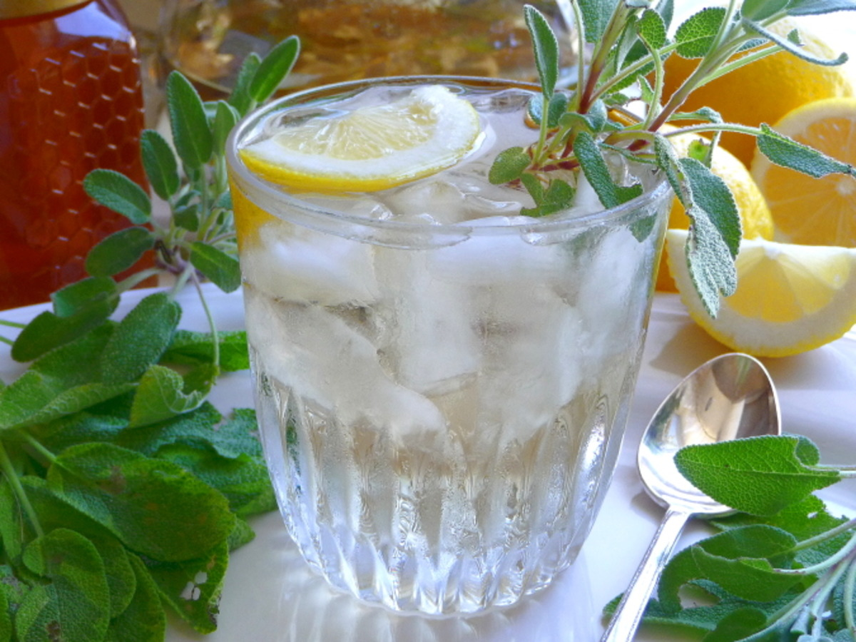 Pineapple Sage Tea - Hot or Iced Recipe - Food.com