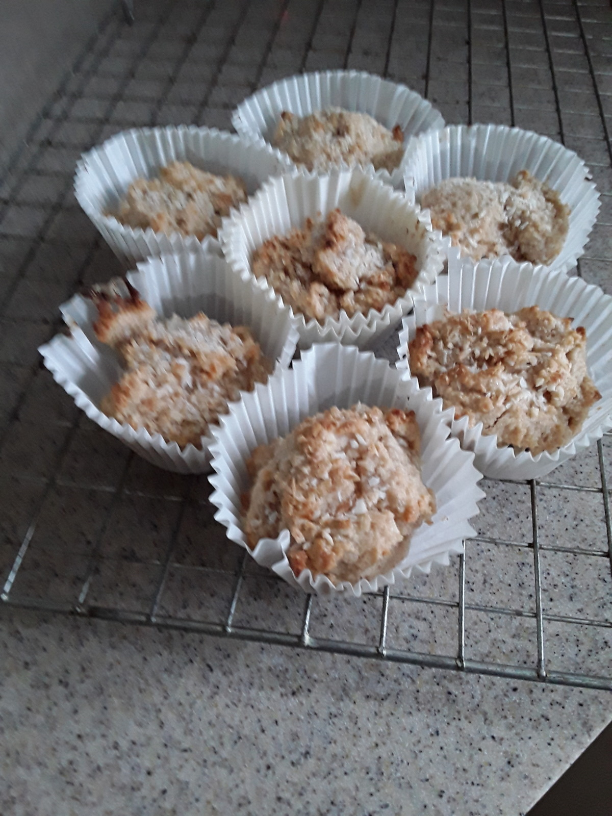 Easy Applesauce Muffins_image