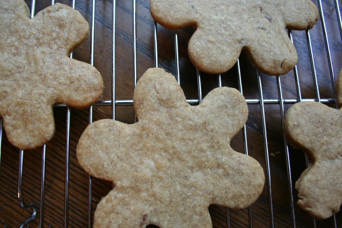 Speculaas - Dutch cookies image