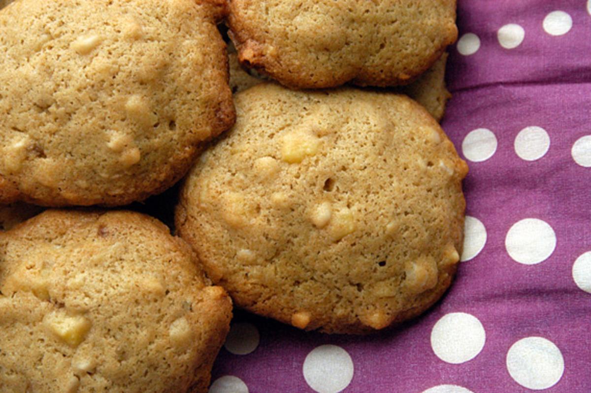 Dutch Almond Cookies (Amandel Koekjes) image