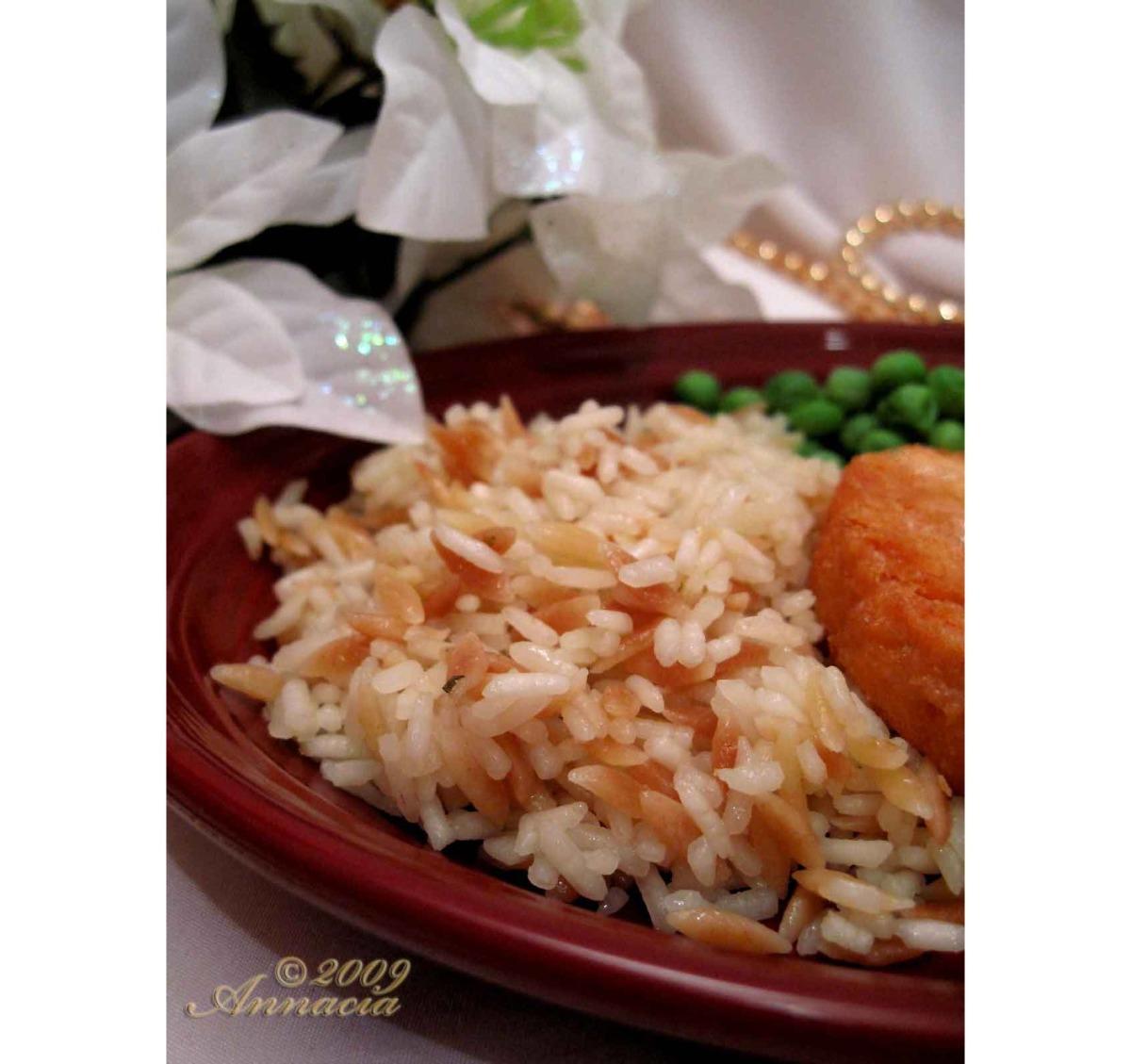 Copycat Sizzler Rice image