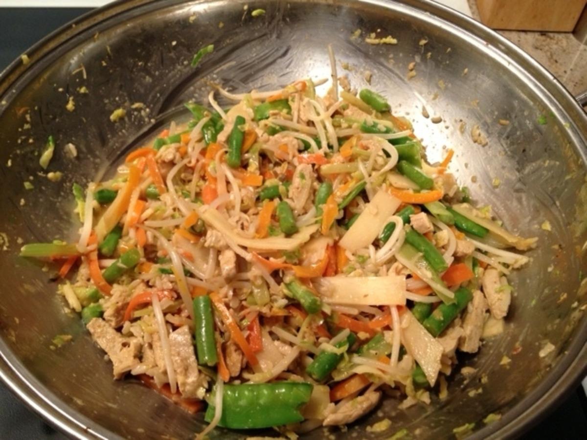 vegetarian chop suey recipe chinese Vegetarian Chop Suey