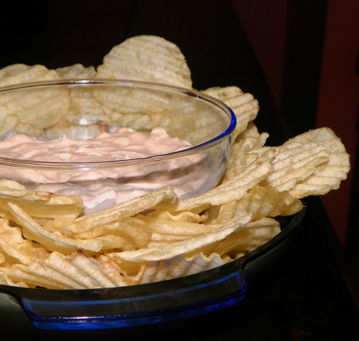 That Pink Chip Dip image