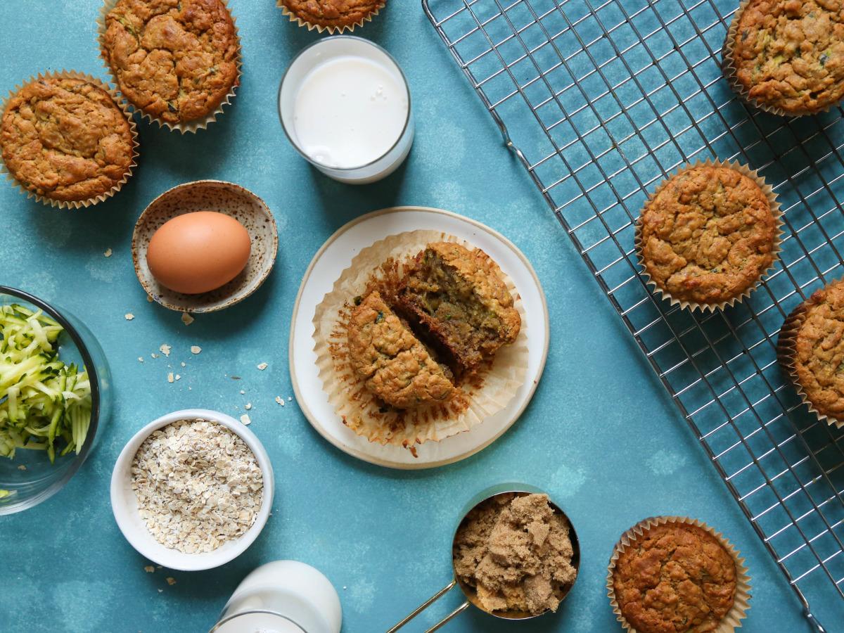 Lunch Box Muffins