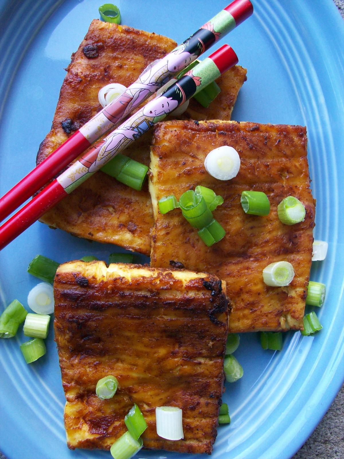 Baked Tofu image