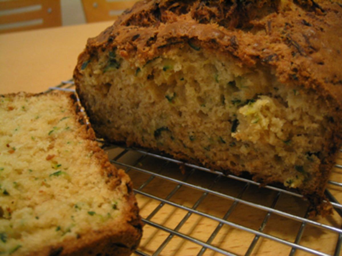 Diabetic Zucchini Bread (Low Sugar, Low Calorie, Low Fat ) image