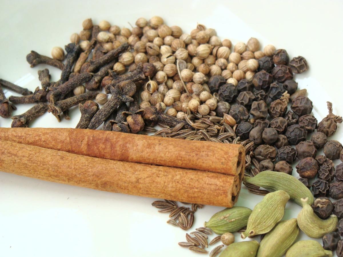 Turkish Baharat Spice Mix image