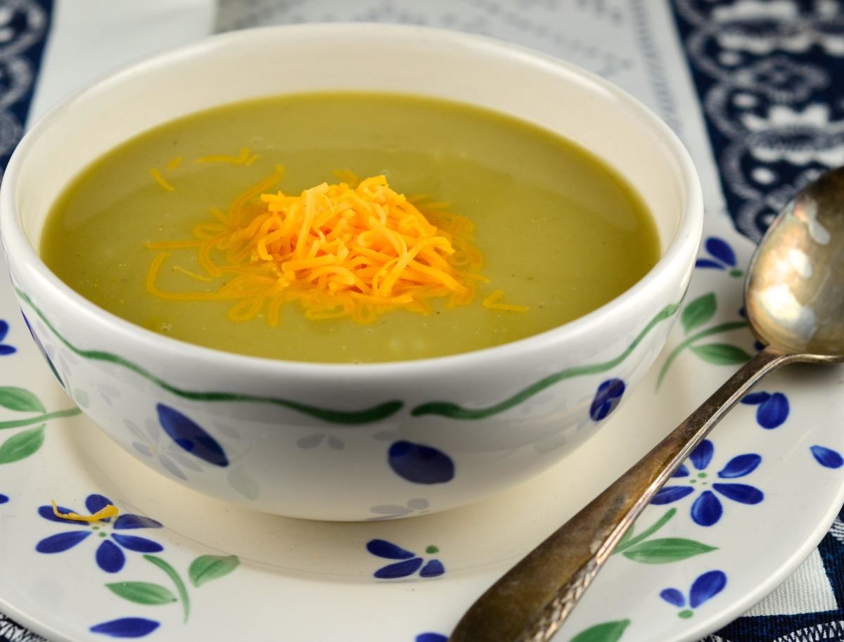 Best Cream of Broccoli Soup_image