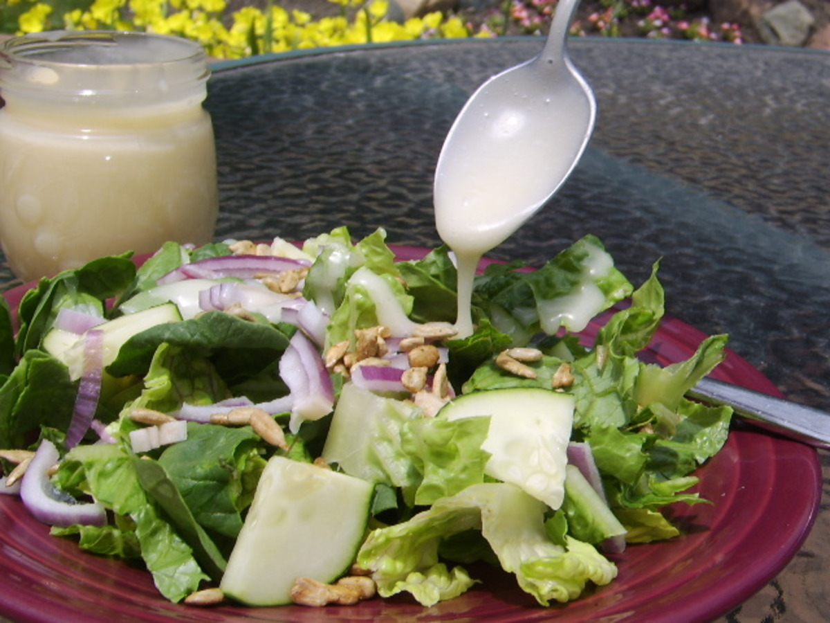English Salad Dressing image