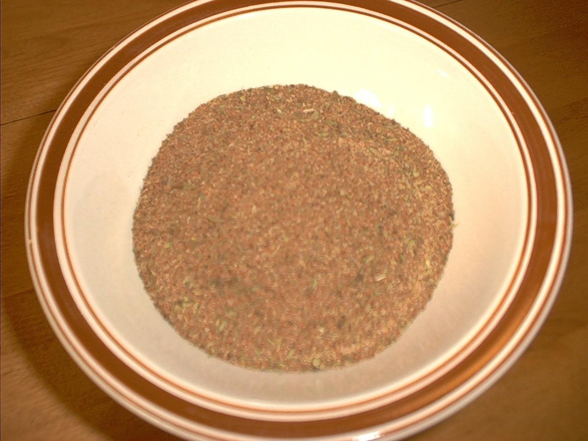 Creole Seasoning Mix in a Jar image