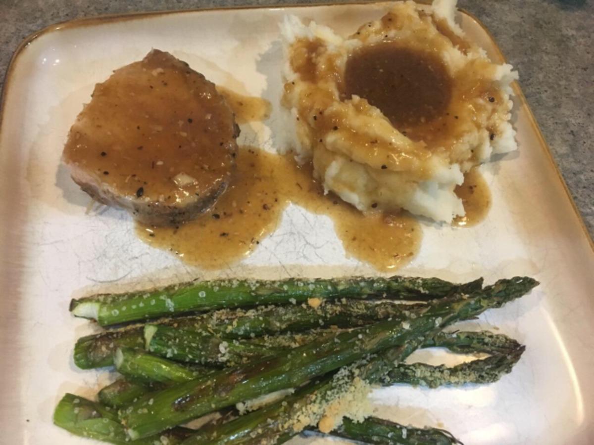 Old Fashioned Pork Roast Recipe Food Com