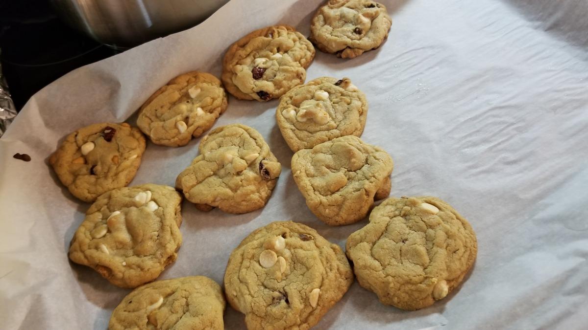 Kitchenaid Chocolate Chip Cookies