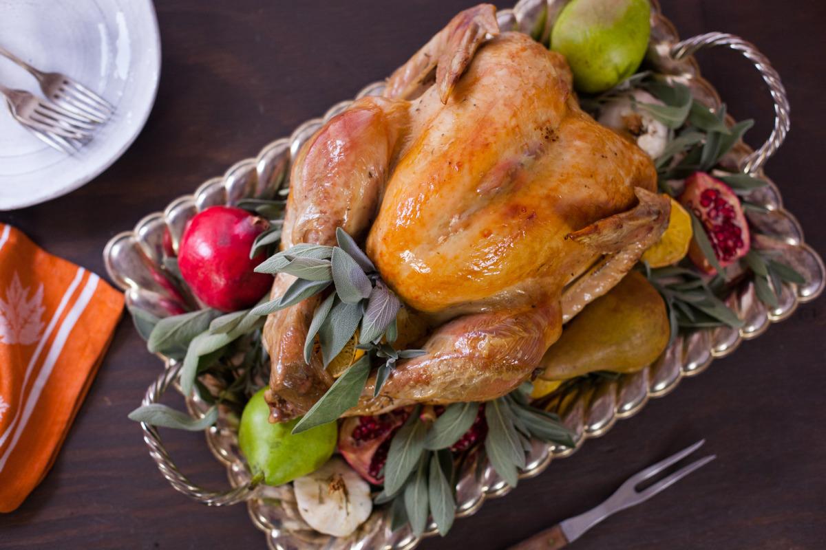 Good Old Fashioned Drunken Turkey image
