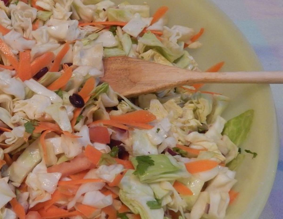Southwestern Coleslaw (No Dairy) image