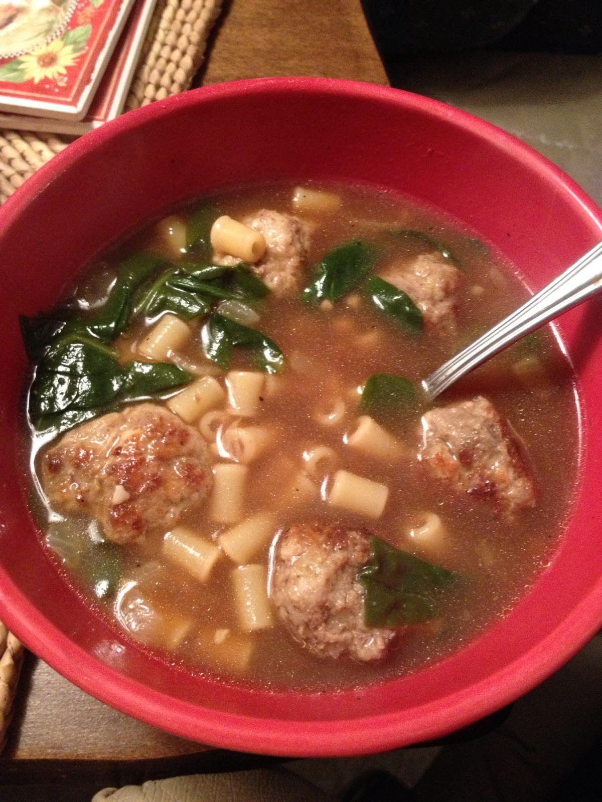 Olive Garden Italian Wedding Soup Recipe Food Com