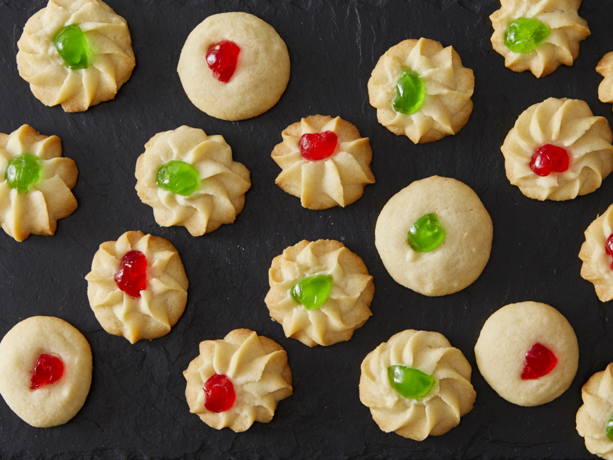 Uncle Bill S Whipped Shortbread Cookies Recipe Food Com