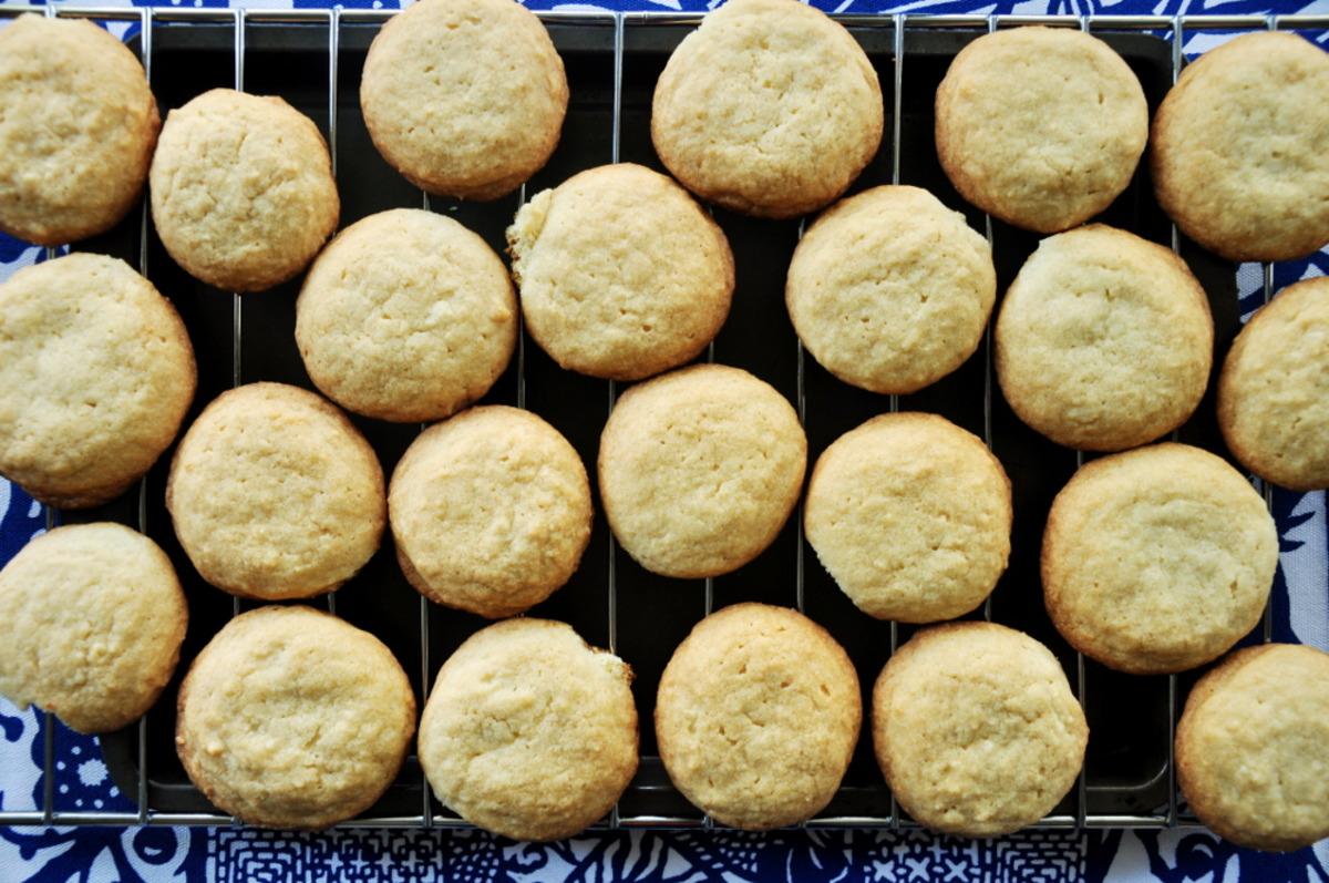 Easy Sugar Cookies image