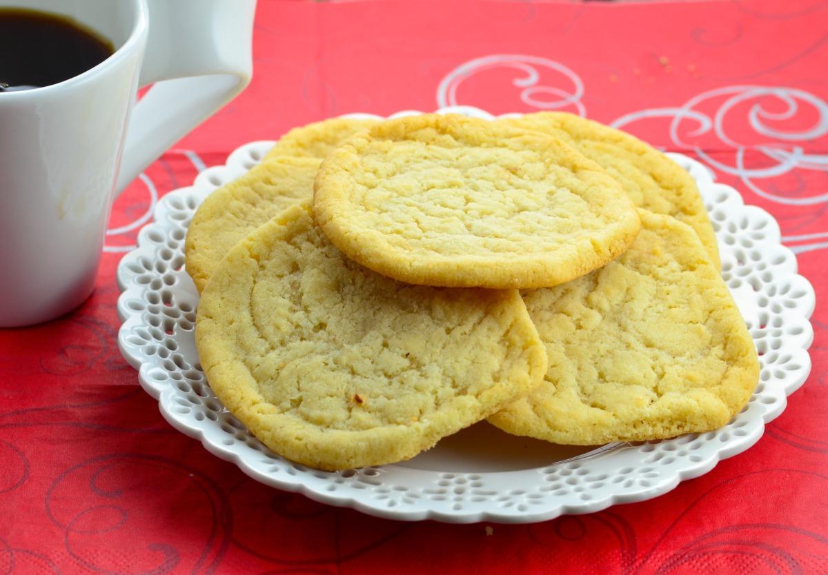 Quick Easy Sugar Cookies Recipe Recipe Food Com