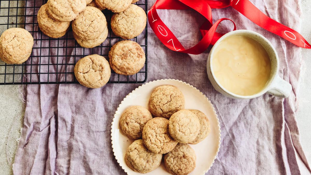 Cinnamon Cookies image