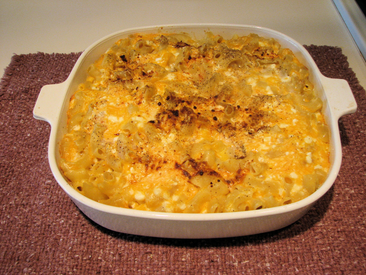 Deluxe Macaroni and Cheese_image