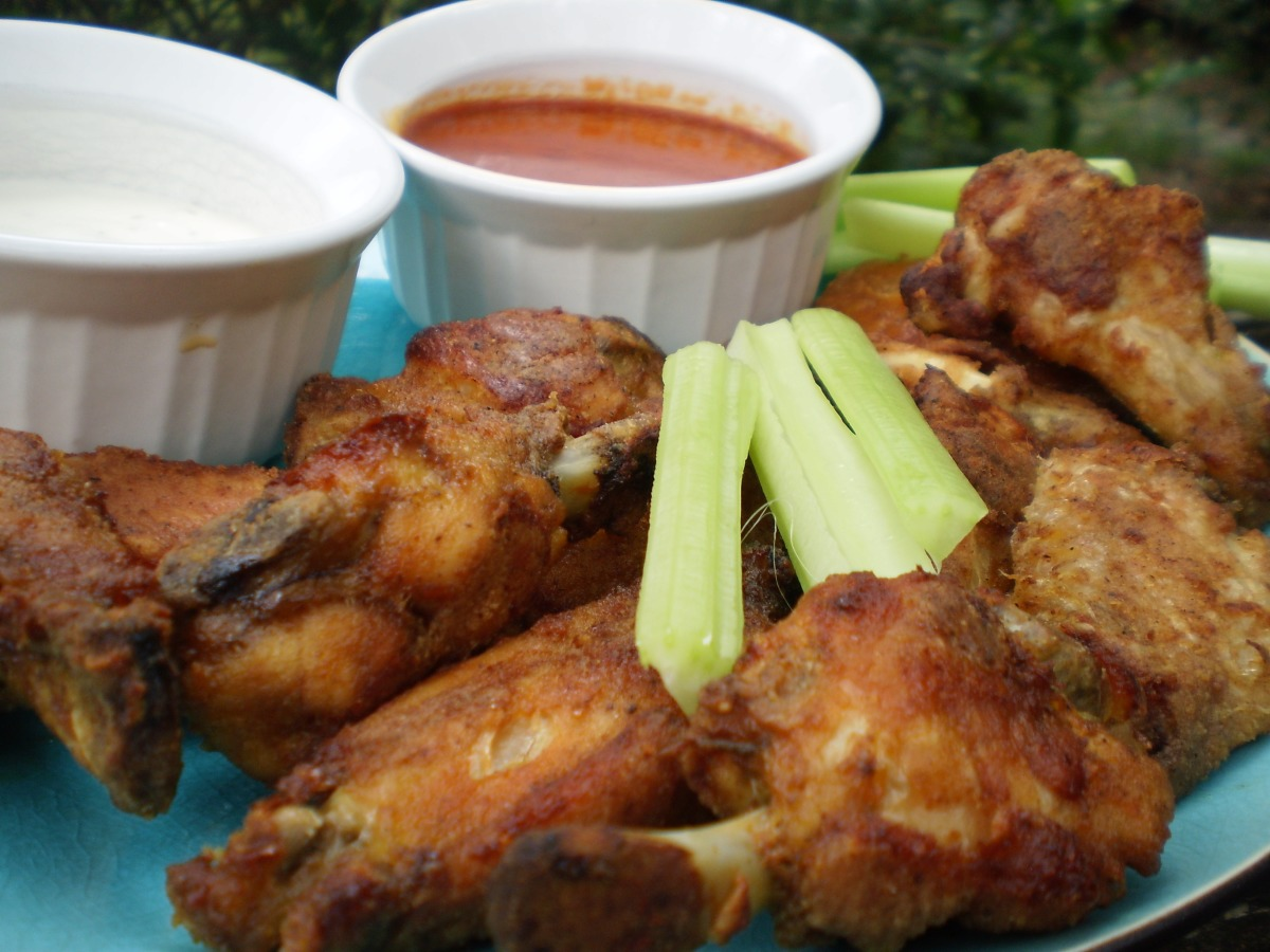 Oven Roasted Wings of Chicken image