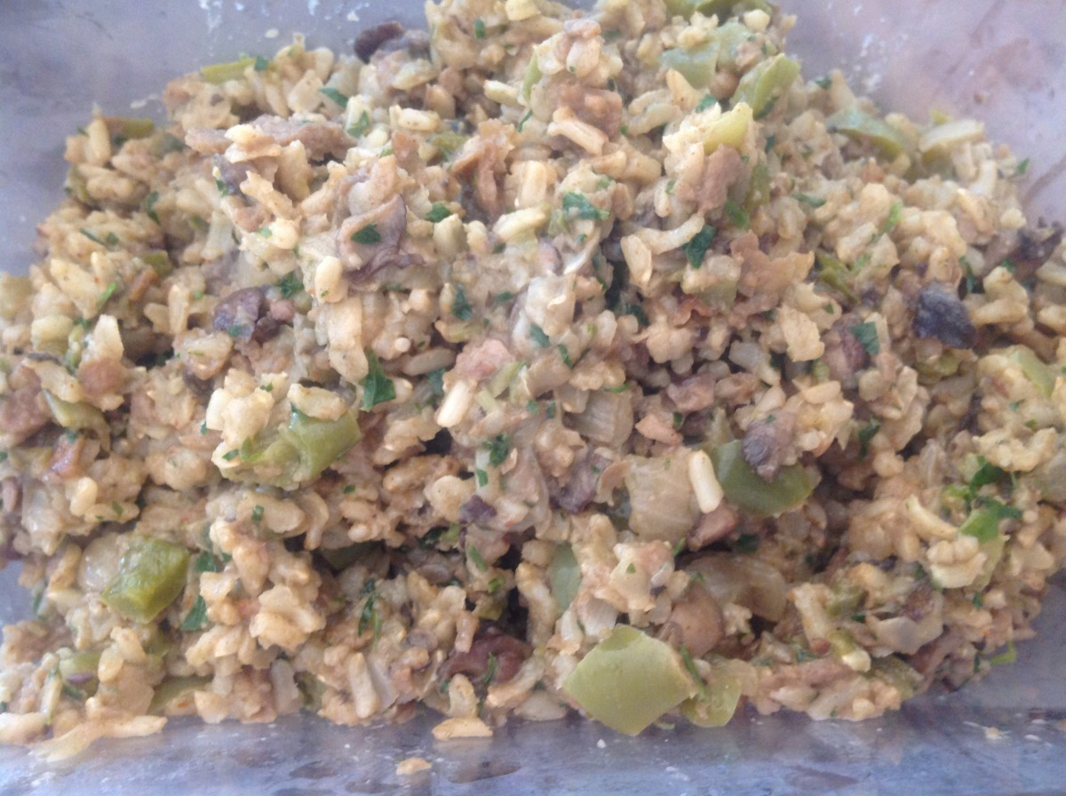 Dirty Rice - Vegetarian Style image