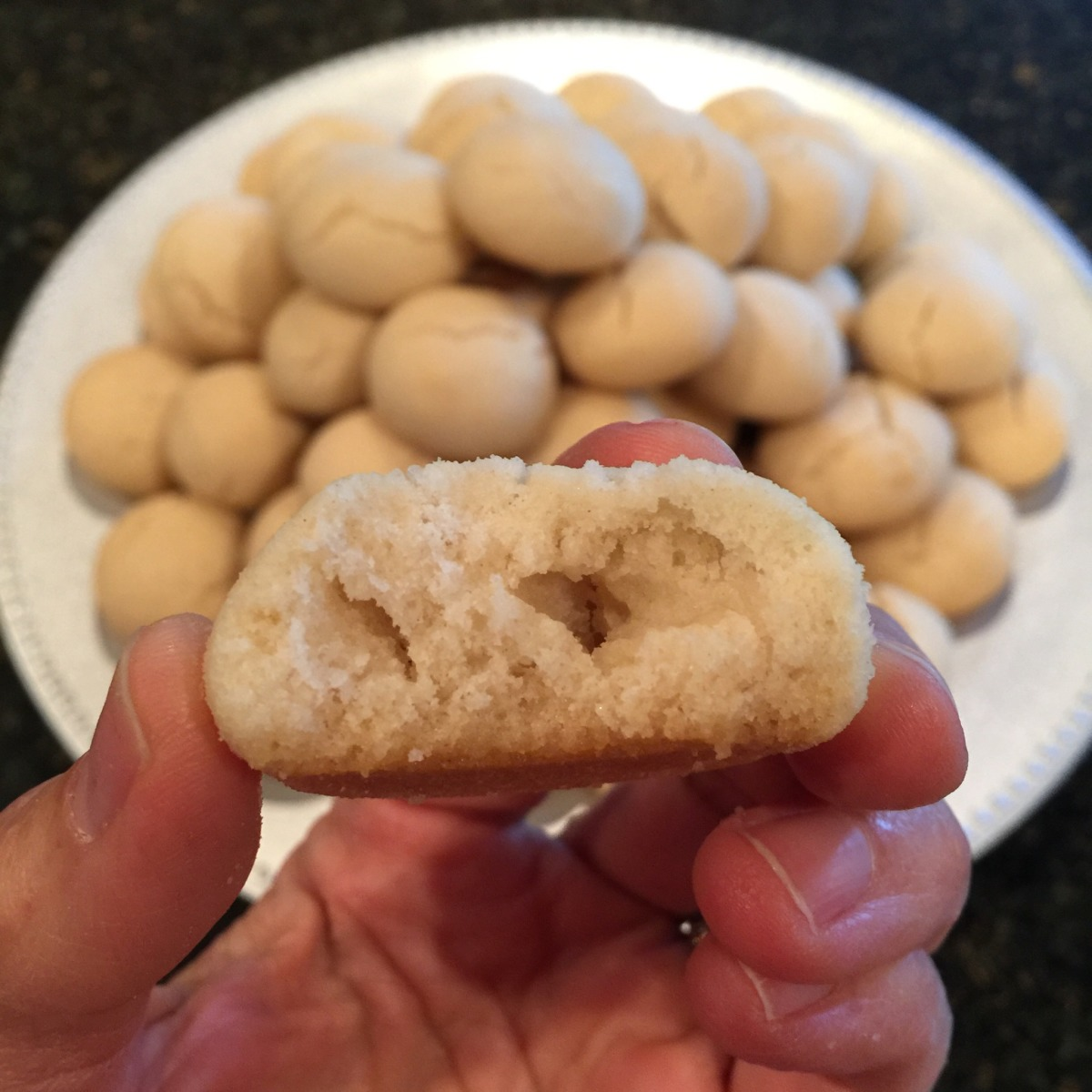 Drömmar - Traditional Swedish Dream Cookies image