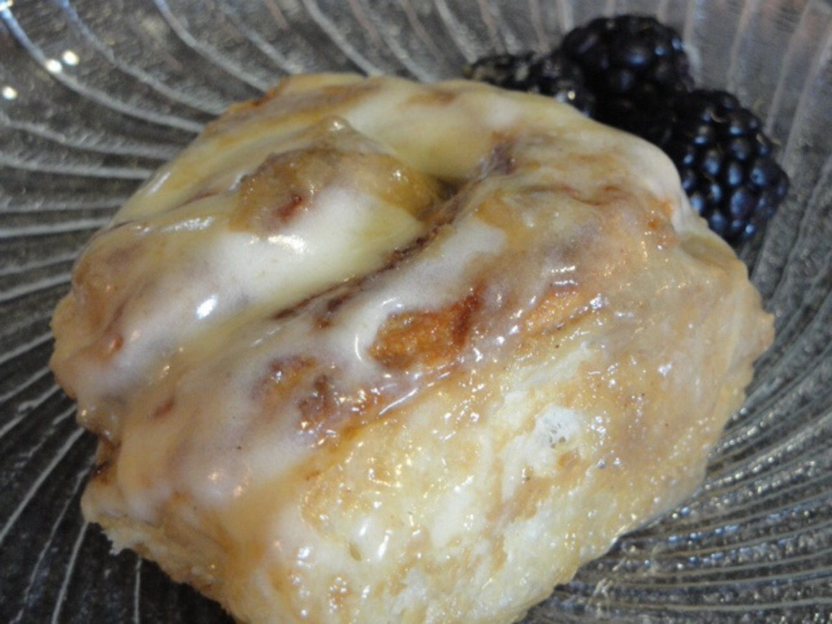 Cinnamon Rolls Rhodes Frozen Rolls Recipe Food Com