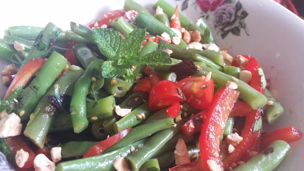 Thai Green Bean Salad Recipe