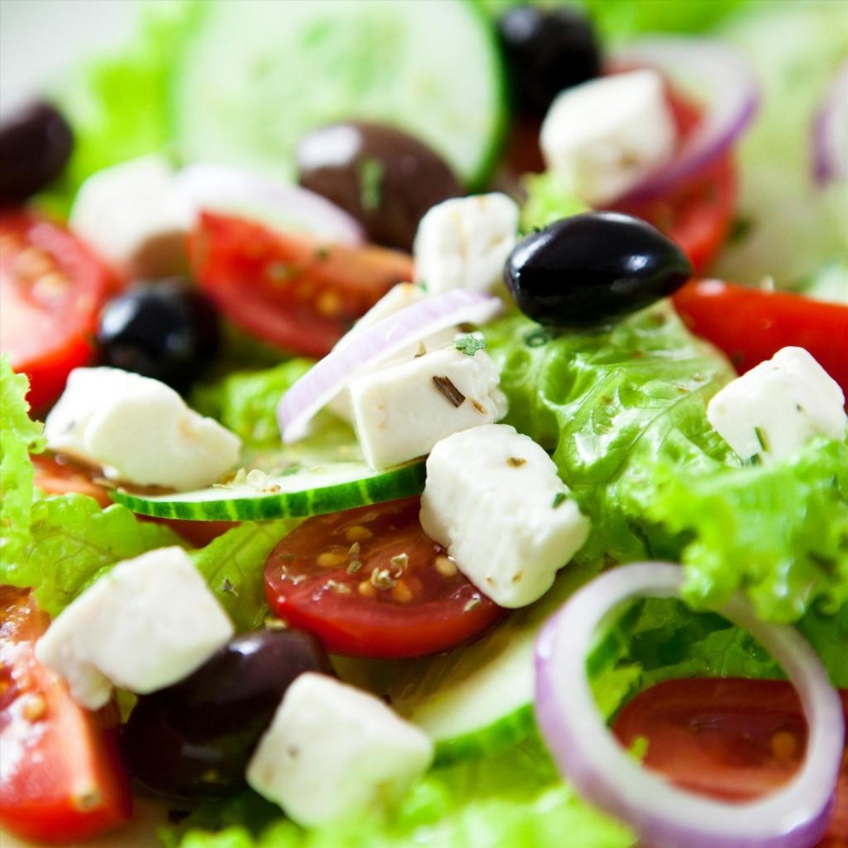 Greek Salad Recipe Ina Garten