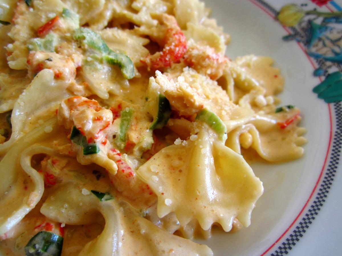 Creamy Crawfish Pasta_image