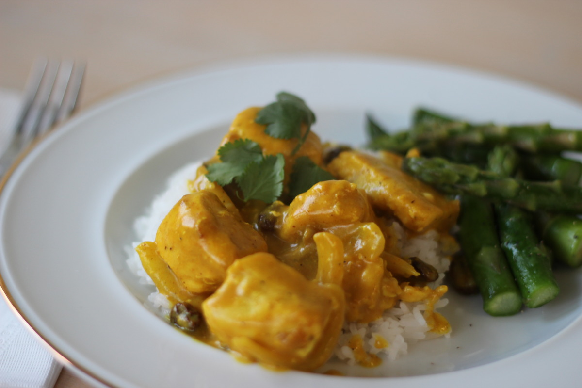 Curried Chicken Breast image
