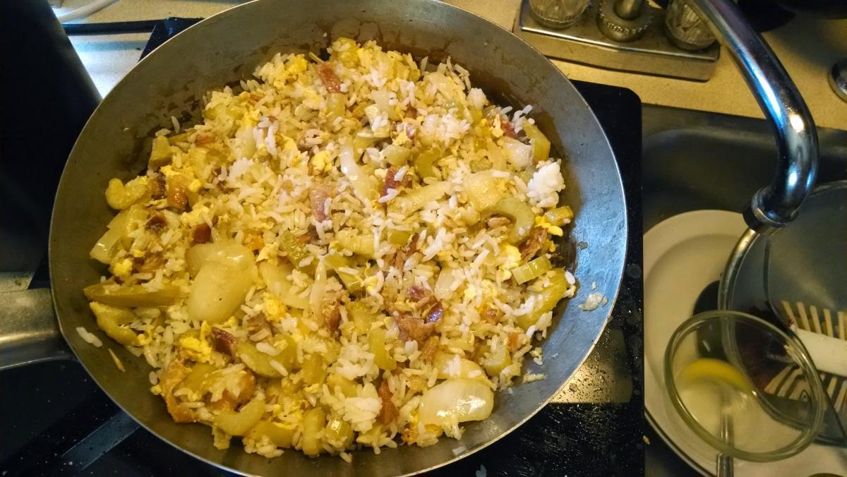 Bacon Fried Rice image