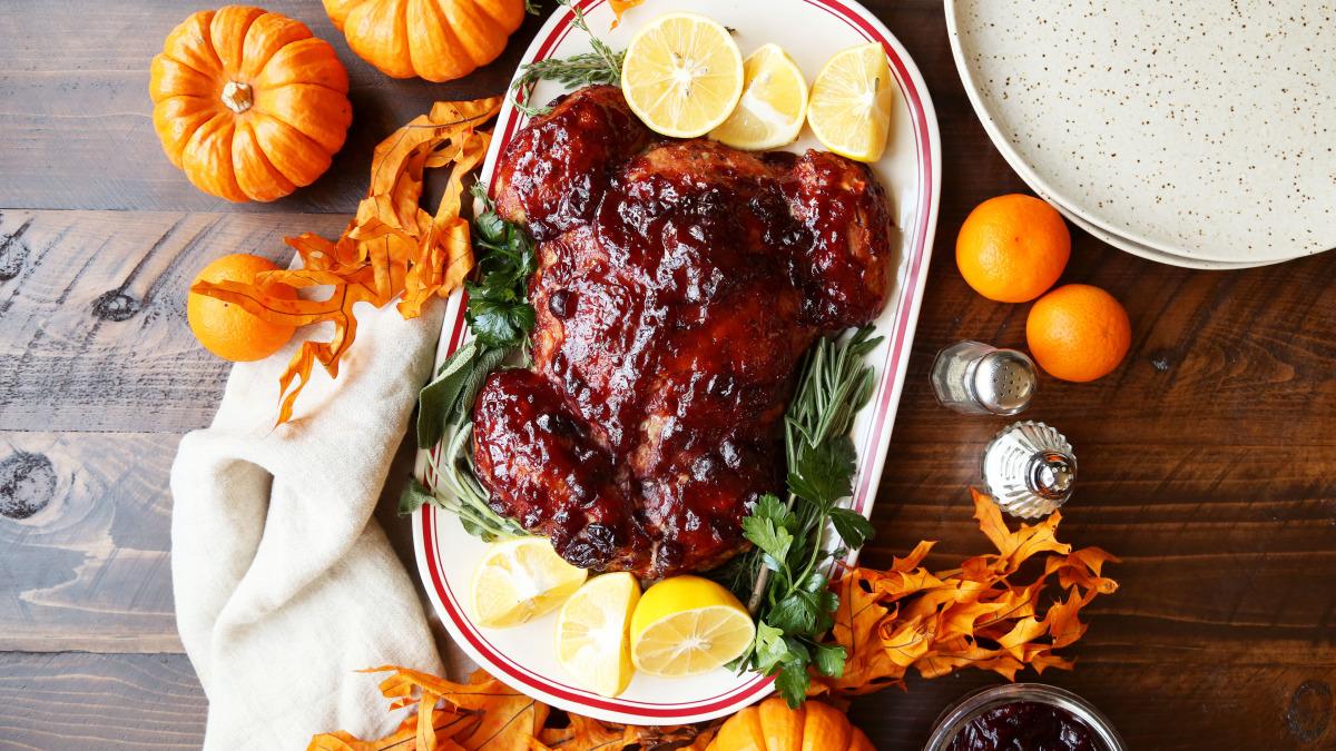 Thanksgiving Turkey Meatloaf image