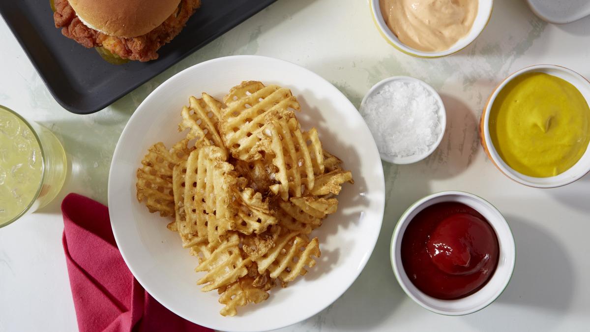 Copycat Chick-Fil-A Waffle Fries