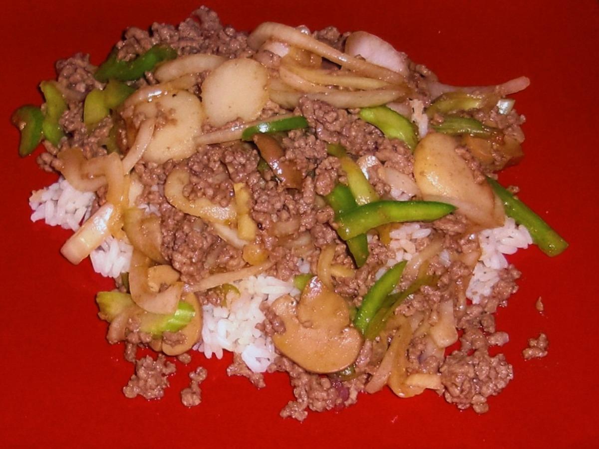 Ground Beef Sukiyaki image