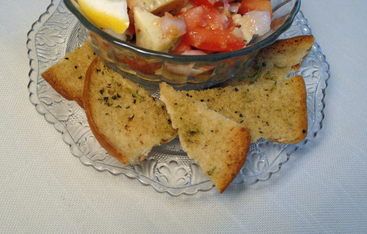 Herb Toasts image