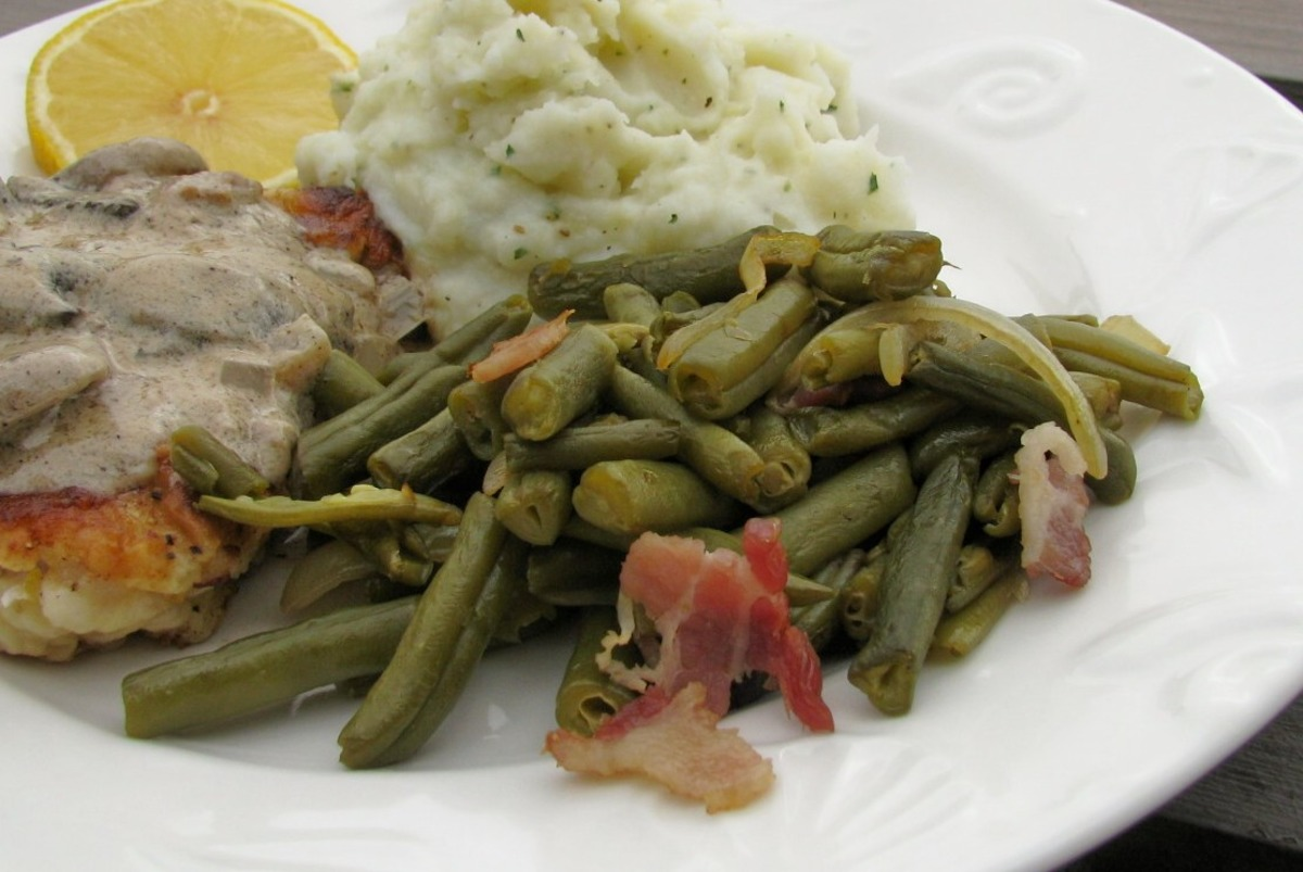 Southern Green Beans image