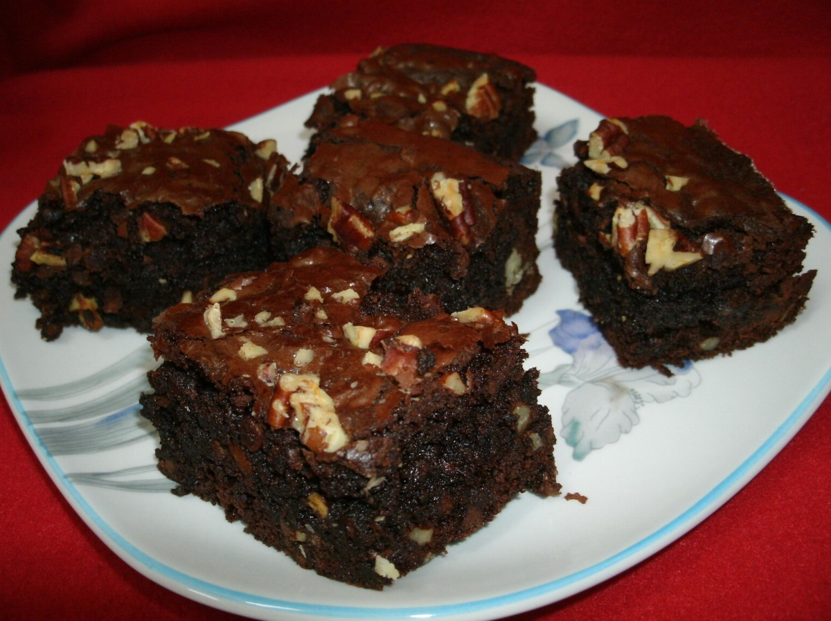 Ultimate Double Chocolate Brownies image