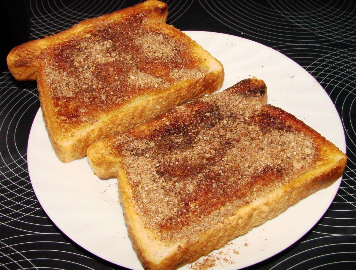 Cinnamon Toast image