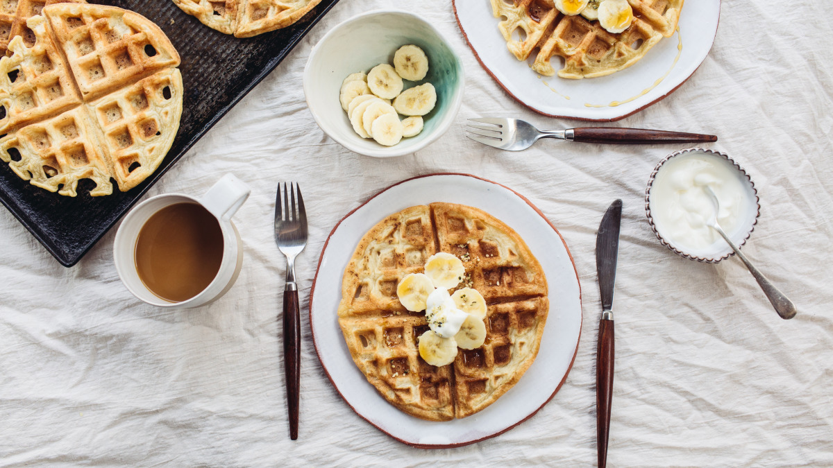 The Best Belgian Waffles Recipe - Food.com