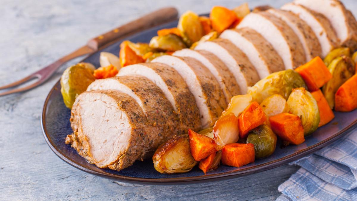 Perfect Pork Tenderloin image