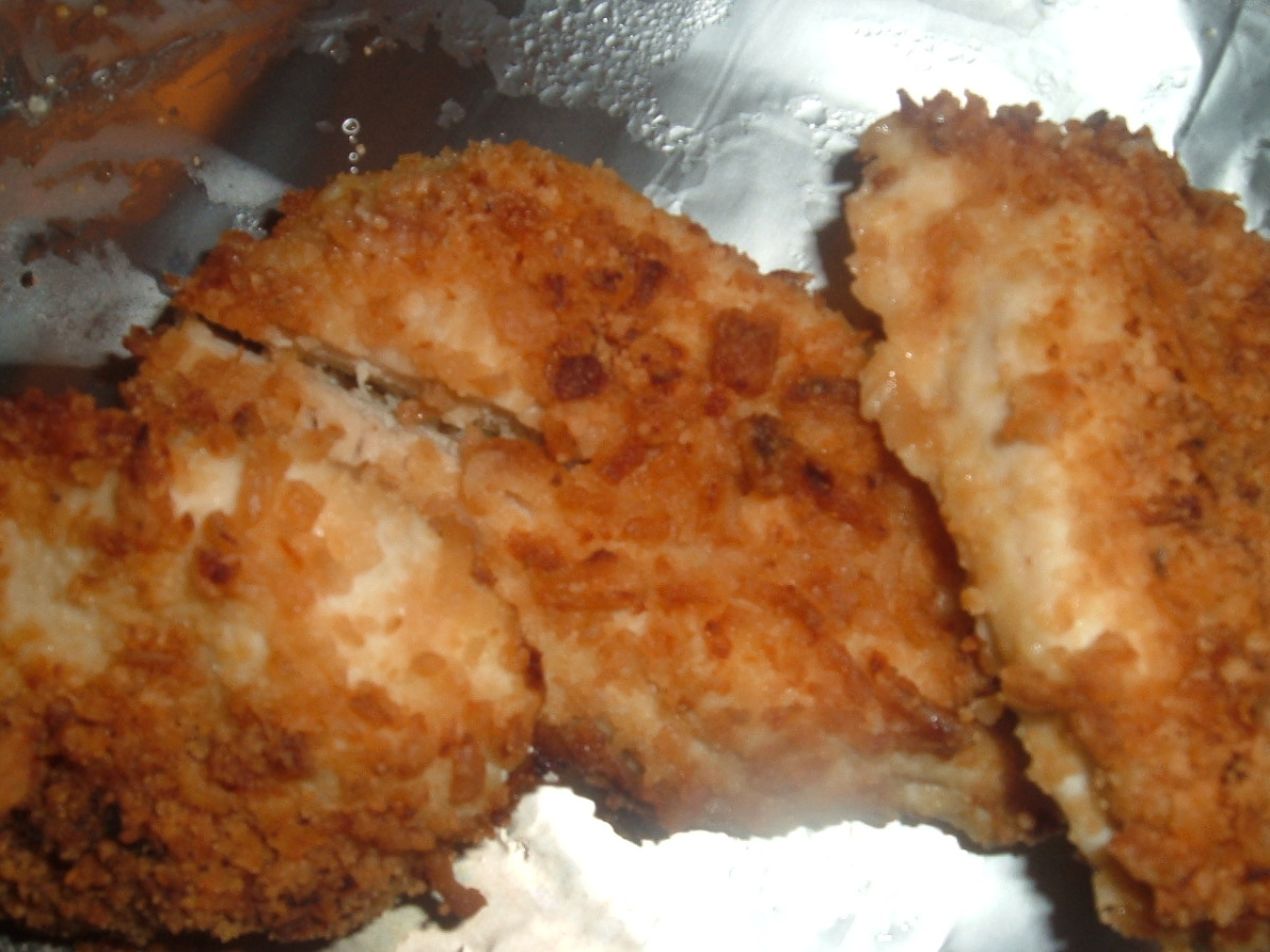 French Fried Onion Chicken image